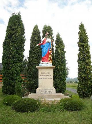 Socha Panny Marie Hostýnské.JPG