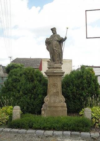 Socha sv. Vendelína.JPG