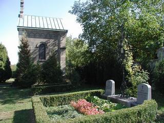 Loudonský hřbitov