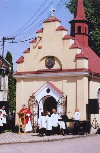 Kaple sv.Floriana