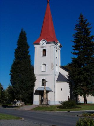 Kostel sv.Kunhuty
