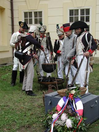Napoleonští vojáci