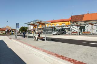 Autobusové nádraží Bystřice pod Hostýnem