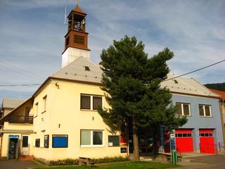 Obecní úřad Chvalčov