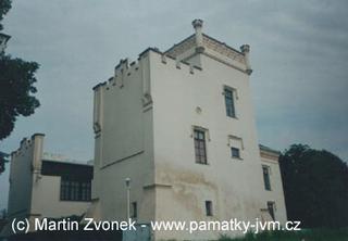 Zámek Žeranovice - (c) Martin Zvonek