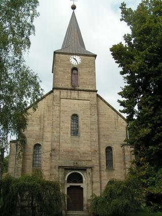 Evangelický kostel sv. Trojice