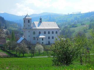 Kostel Narození Panny Marie a sv. Anny