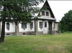 Kamenná chata Klubu českých turistů