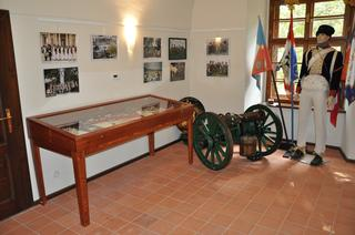 Expozice napoleonských vojáků