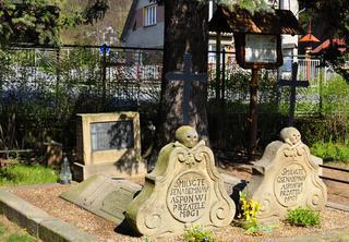 Barokní hroby portášů