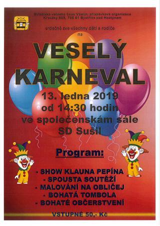 Veselý karneval