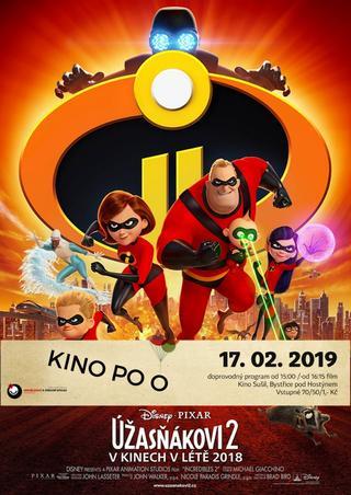 Kino po O: Úžasňákovi 2