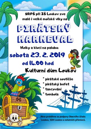 Pirátský karneval