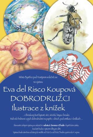 Eva del Risco Koupová: DOBRODRUŽCI
