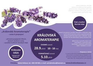 Královská aromaterapie