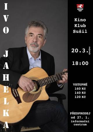 Koncert Iva Jahelky