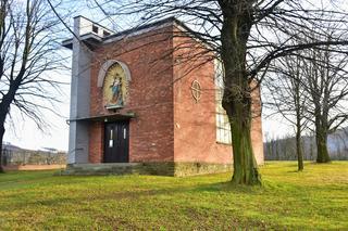 Kaple sv. Cyrila a Metoděje v Komárně.