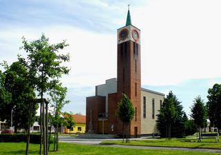 Kostel sv. Antonína Paduánského v Míškovicích