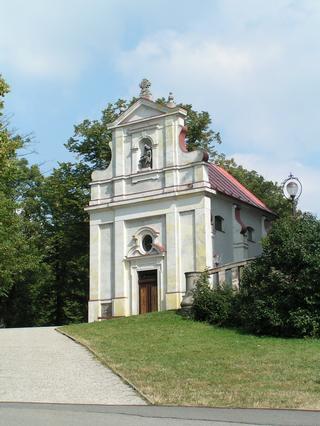 Kaple sv. Jana Sarkandra